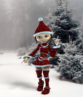 Christmas Rocks by Kjherstin
