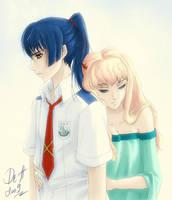 Alto and Sheryl by Engarda
