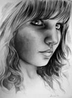 The Portrait by DarthHoney