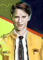 Dirk Gently by Brandoch-Daha