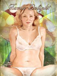 Faerie Delight Magazine Vol 3 Aug by Brandoch-Daha