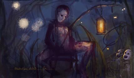Halloween 2018 no.1 by Brandoch-Daha