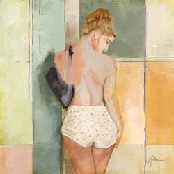 Panties Purse by Brandoch-Daha