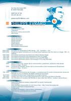 Curriculum vitae by Taekwon01