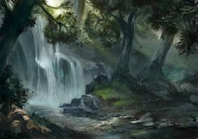 Dark Forest by flaviobolla