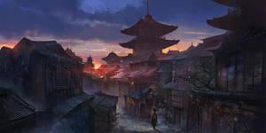 Kyoto by flaviobolla