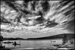 Beach 2 by JenFruzz