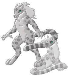 LeopardWolf for FAX by myrror
