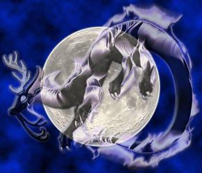 Spirit Dragon by myrror
