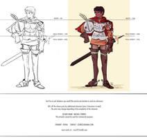 COMMISSIONS sheet [OPEN] by Shishi-Hokodan