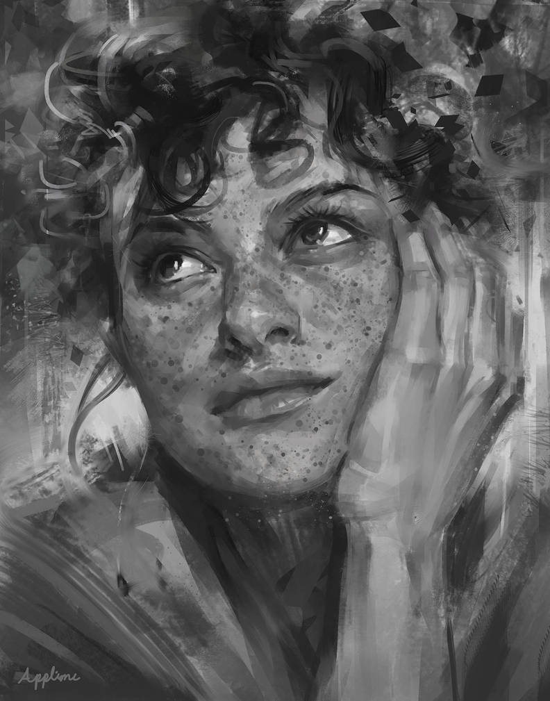 Alia Shawkat by Applime