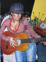 A Tender Serenade by freya50