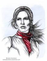 Elektra by LiubovKorotkova