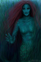 Mermaid (Digital) by LiubovKorotkova