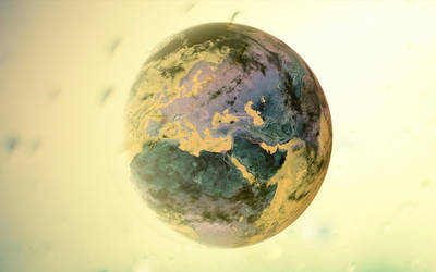 Planet Earth - Stock Photo by honnumgraphicart