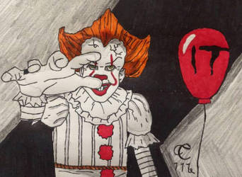 Pennywise (IT) by Cooldud111