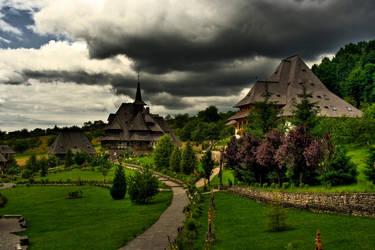 Barsana monastery by NIR0D