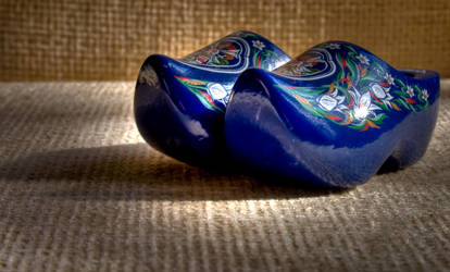 Holland wooden shoes by NIR0D