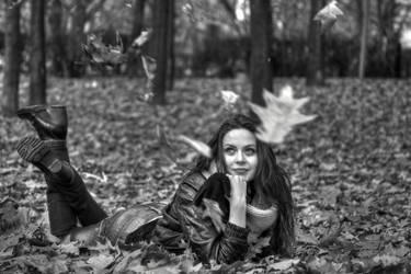 Autumn falls by NIR0D