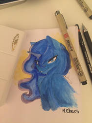 Luna by Multiversal-Chaos