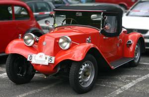 Tatra 12 Roadster ( new edit ) by UdoChristmann