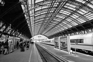 Cologne Central Station 4 (new edit) by UdoChristmann