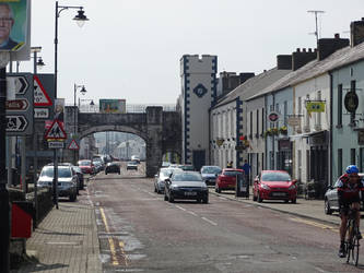 Carnlough - Northern Irland by UdoChristmann