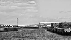 Harbor - Ayr, Scotland by UdoChristmann