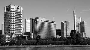 One more Frankfurt skyline by UdoChristmann