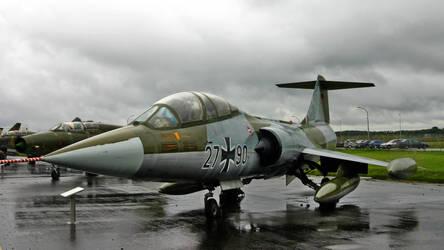 Lockheed F-104 Starfighter by UdoChristmann