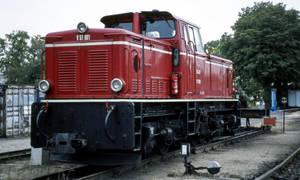 Diesel Locomotive by UdoChristmann