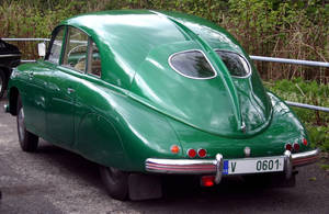 Tatra 600 - backside view by UdoChristmann