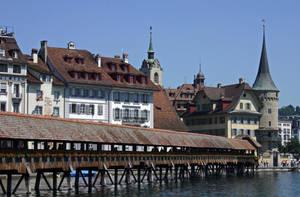 Luzern - Swiss by UdoChristmann