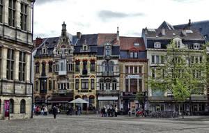 Ghent - Belgium by UdoChristmann