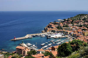 Port Giglio by UdoChristmann