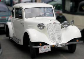 Tatra 57 by UdoChristmann