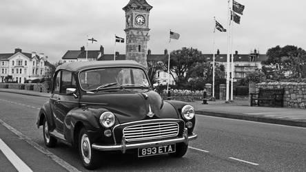 Morris Minor 1000 roadster ( 2 ) by UdoChristmann