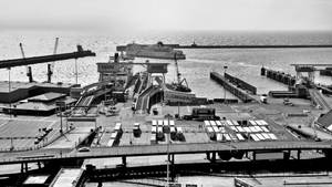 Dover port by UdoChristmann