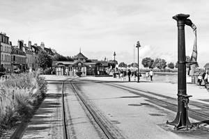 Railway station by UdoChristmann