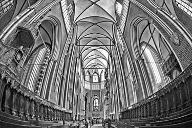 Cathedral of Bad Doberan by UdoChristmann