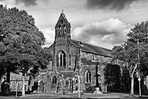 Old church Carlisle - UK by UdoChristmann