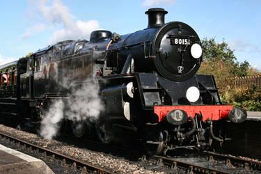 80151 steam engine by UdoChristmann