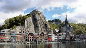 Dinant - Belgium by UdoChristmann