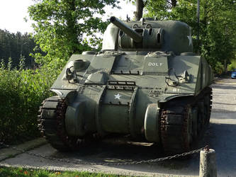 Old Sherman by UdoChristmann