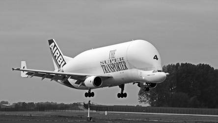 Airbus transporter by UdoChristmann