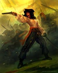 pirates by delowar
