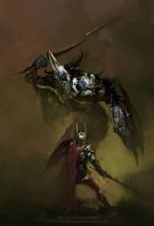 ghost warrior by delowar