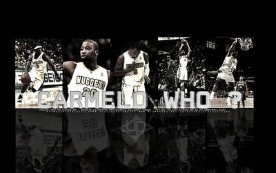 Carmelo Who ? by m3loman