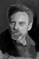 Mark Hamill by EricWeathers