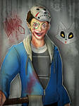 H2O Delirious : F13 THE GAME by ScarletteRoseDEzZean